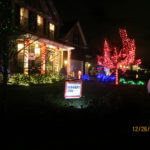 Tuscany Village HOA's 1st Holiday Decorating Contest-2016 winner is Rob and Jennifer Whitlow